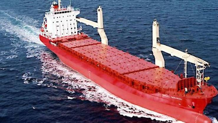 Die vom Bund verbürgte Hochseeflotte hat nicht nur finanzielle Probleme. Im letzten Jahr waren zwei ihrer Schiffe gleich in drei Unfälle verwickelt. (Symbolbild)