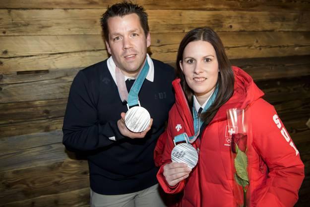 Gemischtgeschlechtliche Wettbewerbe haben an Bedeutung gewonnen. Wie das Mixed-Curling, in dem Martin Rios und Jenny Perret 2018 in Pyeongchang für die Schweiz Olympia-Silber gewannen.