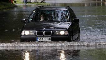 Auto oder Boot?
