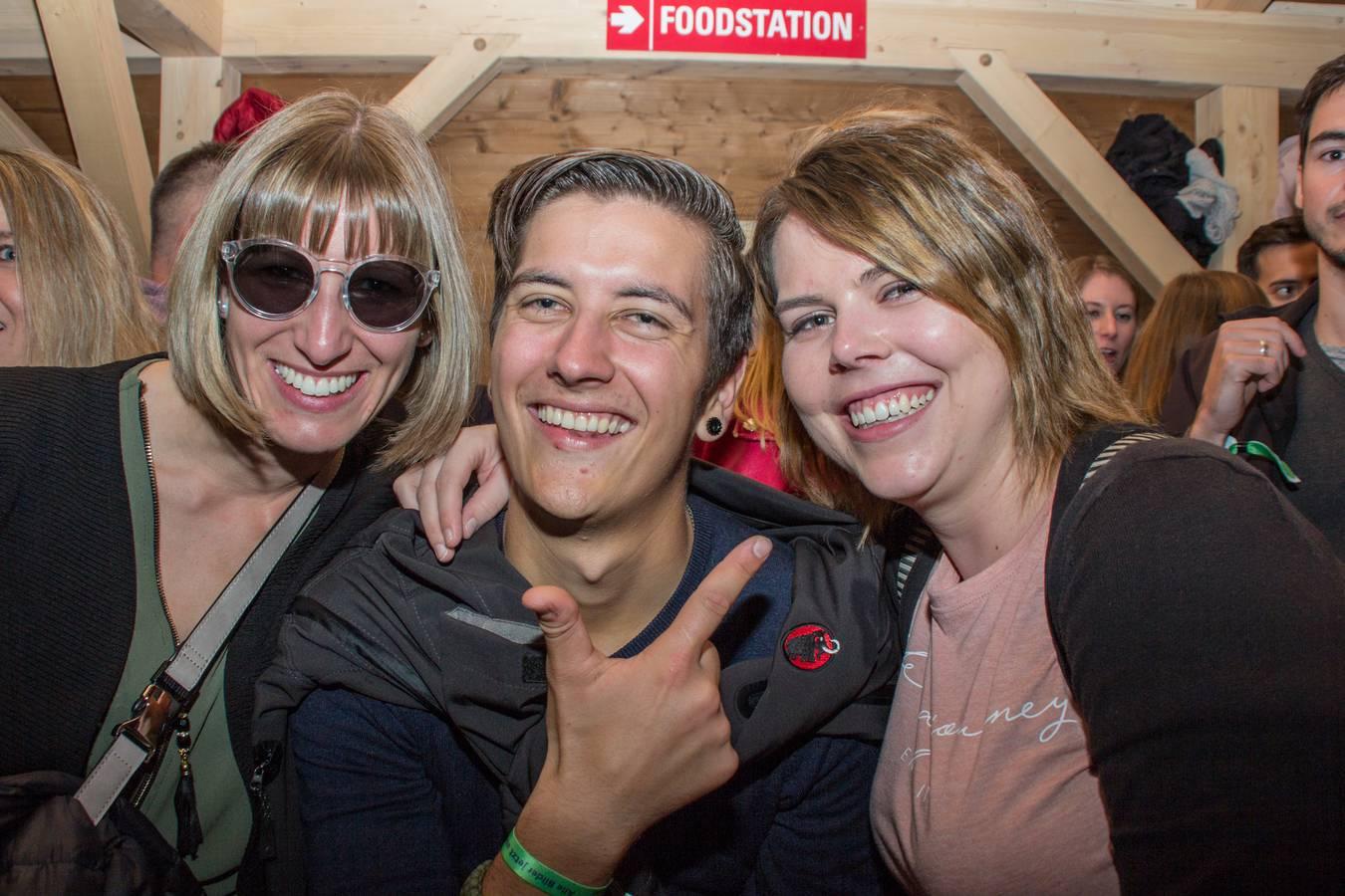 Schlagerhütte 2019 (© FM1Today/Stefanie Rohner)
