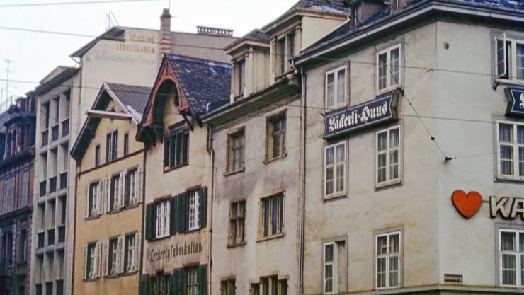 Welche Ecke von Basel zeigt dieses Foto?