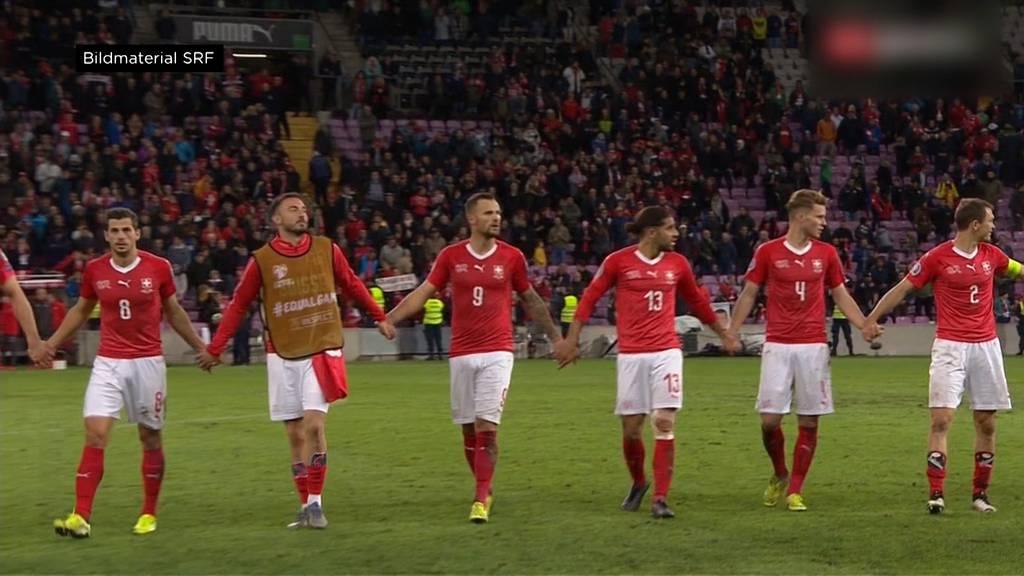 Sieg gegen Irland: Spieler stärken Petkovic den Rücken