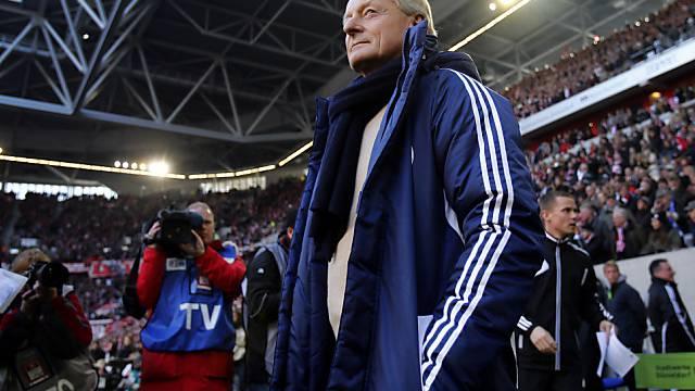 Wolfsburgs neuer Coach Lorenz-Günther Köstner.
