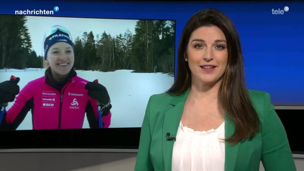 WM-Silber für Nadine Fähndrich