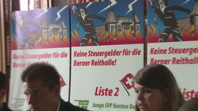 Gegenwind für Berner Reitschule