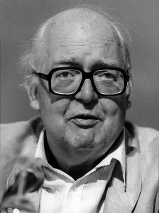 Friedrich Dürrenmatt Schweizer Schriftsteller