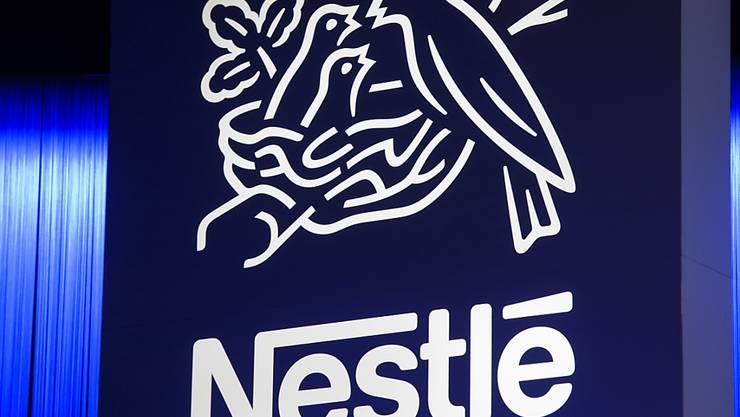 Nestlé wächst im ersten Quartal 2019 organisch um 3,4 Prozent. (Archiv)