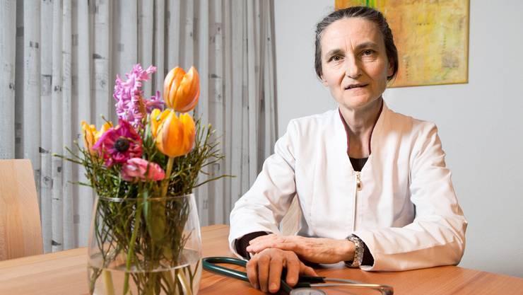 Die Ärztin Erika Preisig begleitet mit ihrer Stiftung Eternal Spirit schwer kranke Menschen in den Tod. (Archiv)