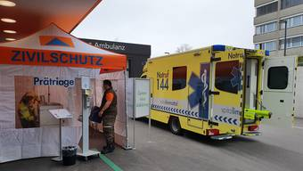 Besonders im Spital Limmattal haben die Zivilschützer der fusionierten Zivilschutzorganisation Limmattal Einsätze geleistet.