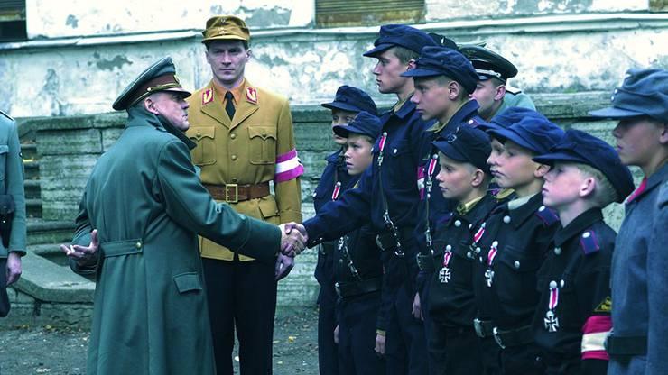 Und noch einmal: Bruno Ganz in «Der Untergang» (2004).