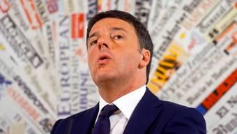 Ex-Premier Matteo Renzi: Besiegelt er das Schicksal der Conte-Regierung in Rom?