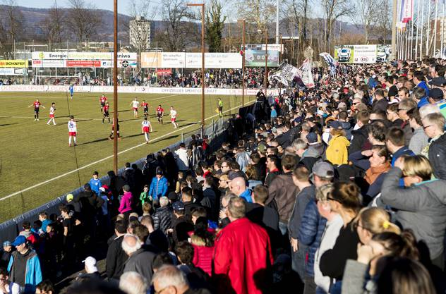 Dürfen die FCA-Fans gegen Vaduz endlich wieder jubeln?
