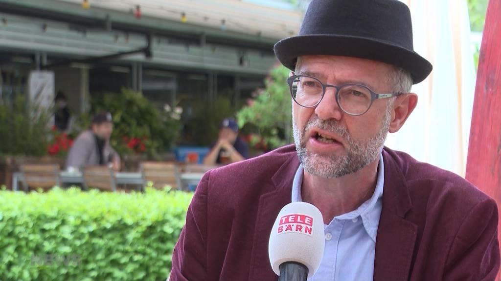 Gastro-Seelsorger: Pfarrer Bernhard Jungen und Tobias Rentsch unterstützen Wirtinnen und Wirte