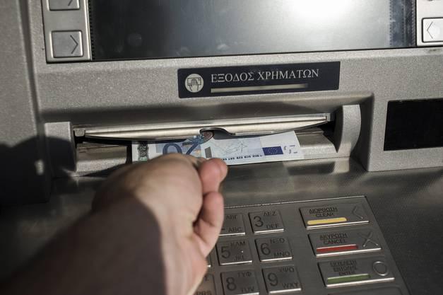 60 Euro dürfen die Griechen pro Tag abheben