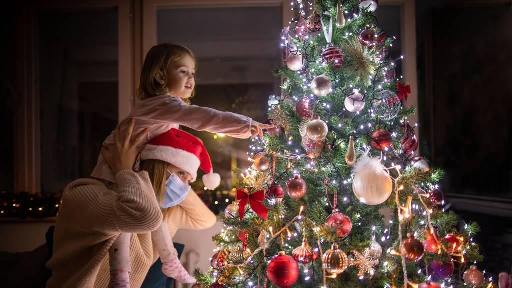 Mit einer Miniquarantäne will Berset Weihnachten retten