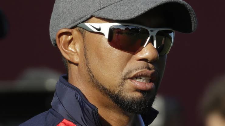 Tiger Woods muss sein Comeback verschieben
