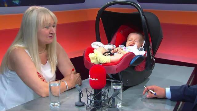 Zlata Vasiljevic: Mit 59 zum ersten Mal Mutter