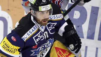 Henrik Zetterberg traf auch gegen Biel