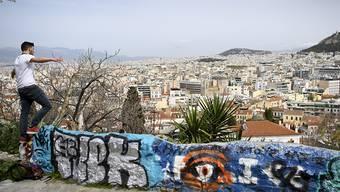 Mehr und mehr Menschen in Griechenland leben in Armut (Archivbild Athen).