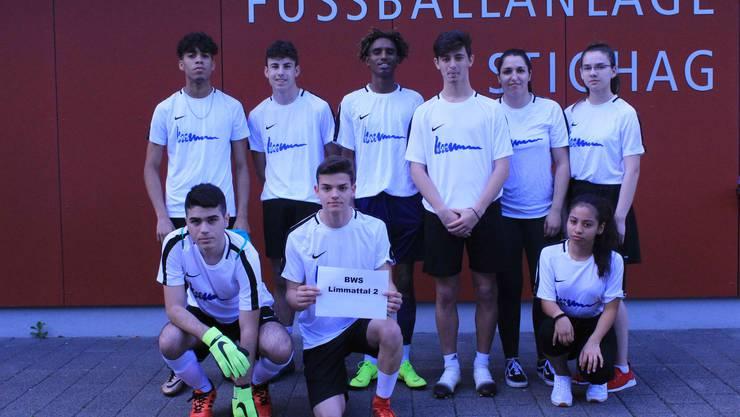 Das zweite Team aus dem Limmattal hatte mehr Wettkampfglück und gewann den BVJ-ZH Cup 2019