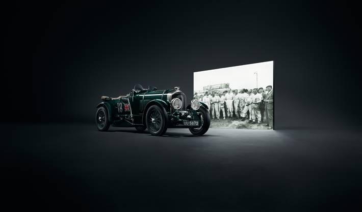 Rennwagen von 1930.