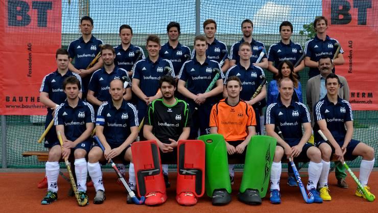 HCO- Teamfoto Saison 16/17