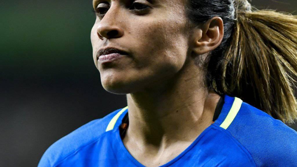 Marta will auch als Schwedin weiterhin für Brasilien Länderspiele bestreiten