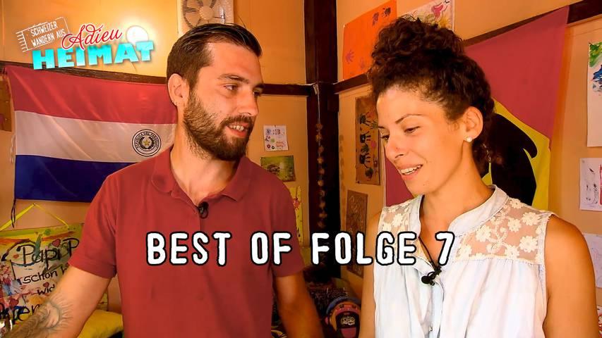 Die Highlights der 7. Folge