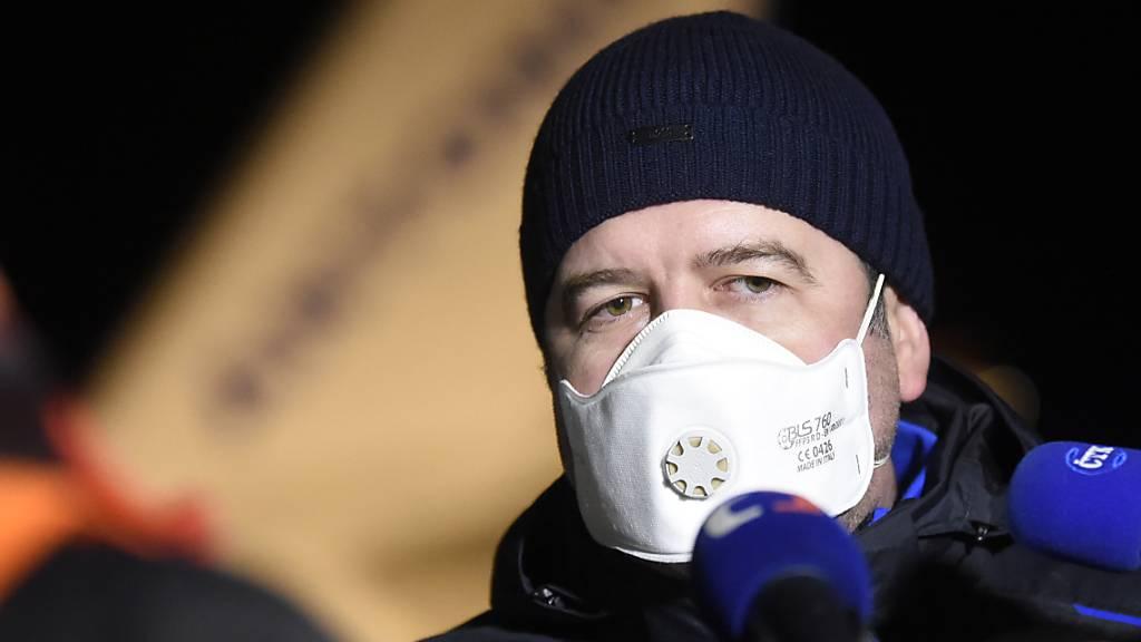 Tschechischer Innenminister verzichtet nach Streit auf Moskau-Reise