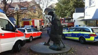 Mann stirbt nach 15-Meter-Sprung in Waldshut