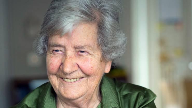 «Es war ein hehres Gefühl», sagt Agnes Guler, als sie sich an den Tag erinnert, an dem sie erstmals abstimmen gehen durfte.