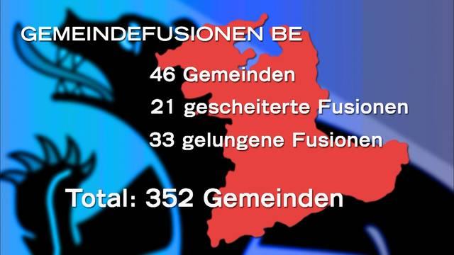 Immer noch zu viele Berner Gemeinden