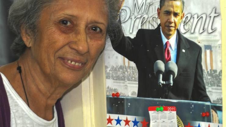 Die kubanische Rentnerin Raudelina Rodríguez sagt: «Die Öffnung zu den USA bietet neue Möglichkeiten, vor allem für die Jugend. Ich habe ja nicht mehr viel von der Zukunft.»