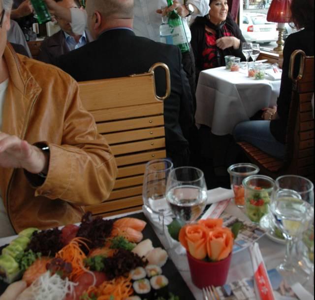 Kulinarischer Genuss im Oldtimer-Tram der VBZ
