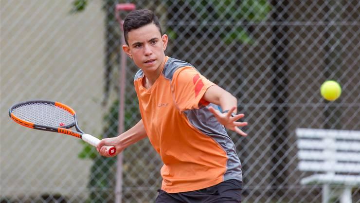 Am Wochenende ist die Interclubsaison zu Ende gegangen. Artan Sadriji ist mit seinem Team in die Nationalliga C aufgestiegen.