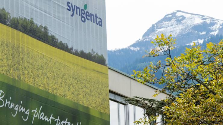 Die EU-Kommission winkt die Übernahme von Syngenta durch die chinesische ChemChina nicht durch. (Archiv)