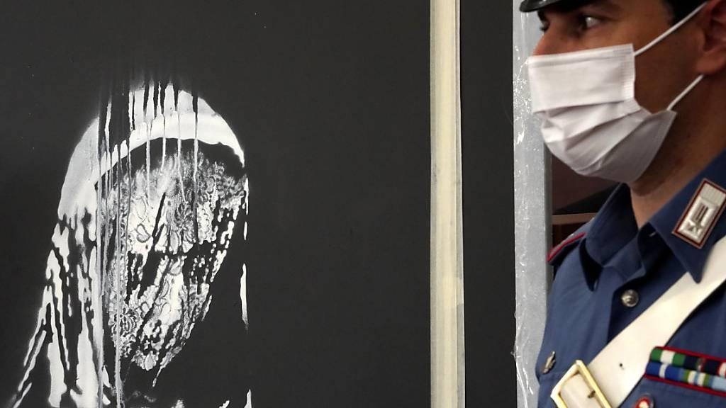 Polizei sucht weiter nach Dieben der Pariser «Banksy»-Tür