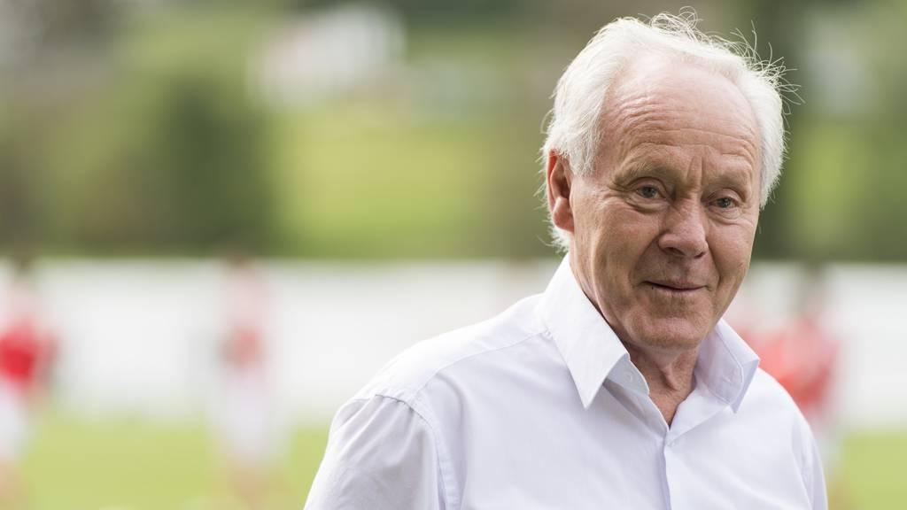 Ex-Nati-Trainer Köbi Kuhn ist gestorben