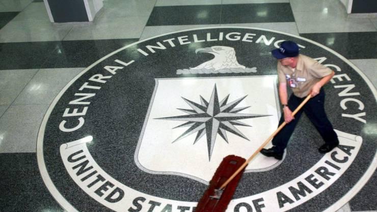 Eine Person innerhalb des US-Geheimdienstes CIA soll für ein Informationsleck an die Enthüllungsplattform WikiLeaks verantwortlich sein. Das behauptet jedenfalls ein Insider, mit dem die Nachrichtenagentur Reuters sprach. (Symbolbild)