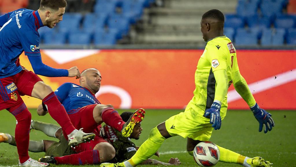 Basel verspielt gegen Sion ein 2:0