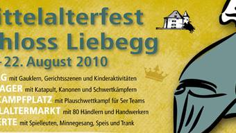 Mittelalterfest Liebegg 2010