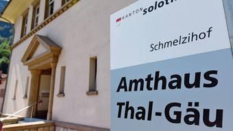Aussergewöhnlich viele Bewerber kandidierten zuletzt um die Sitze im Schmelzihof in Balsthal. (Bild: 25. August 2017)