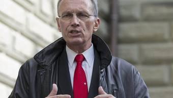 Der Direktor des Schweizerischen Gewerbeverbandes, Hans-Ulrich Bigler (Archiv)