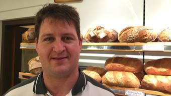 «Ich war am Anfang etwas blauäugig»: Bäcker Stefan Röösli (37) über seine Erfahrungen als Initiant eines Referendums.