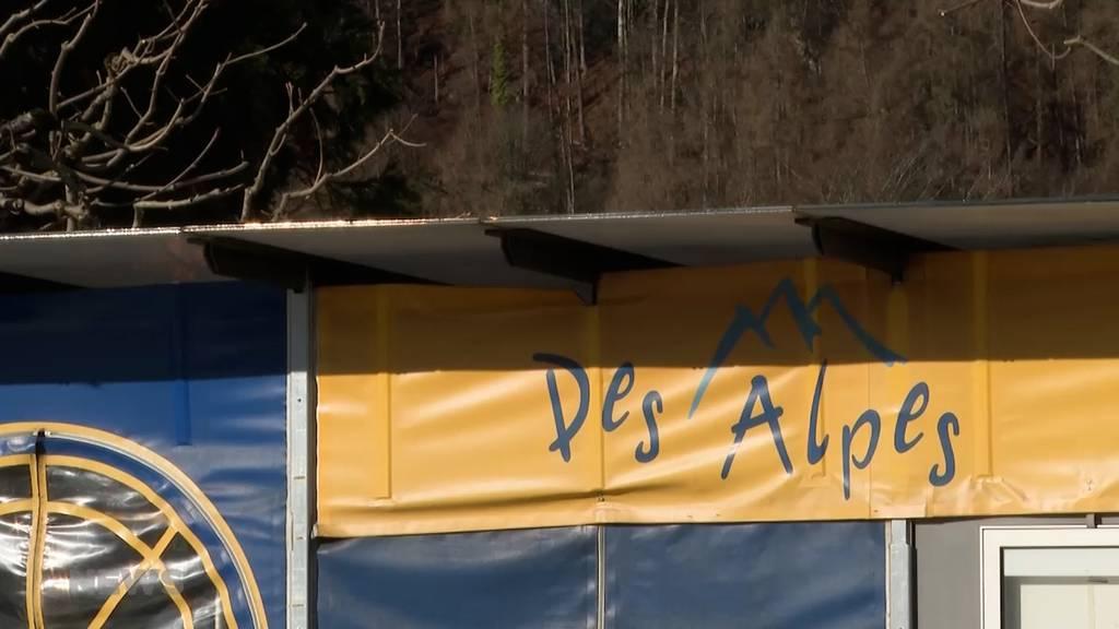 Nach dem Tötungsdelikt im Restaurant «Des Alpes»: Ungewisse Zukunft für die Angestellten