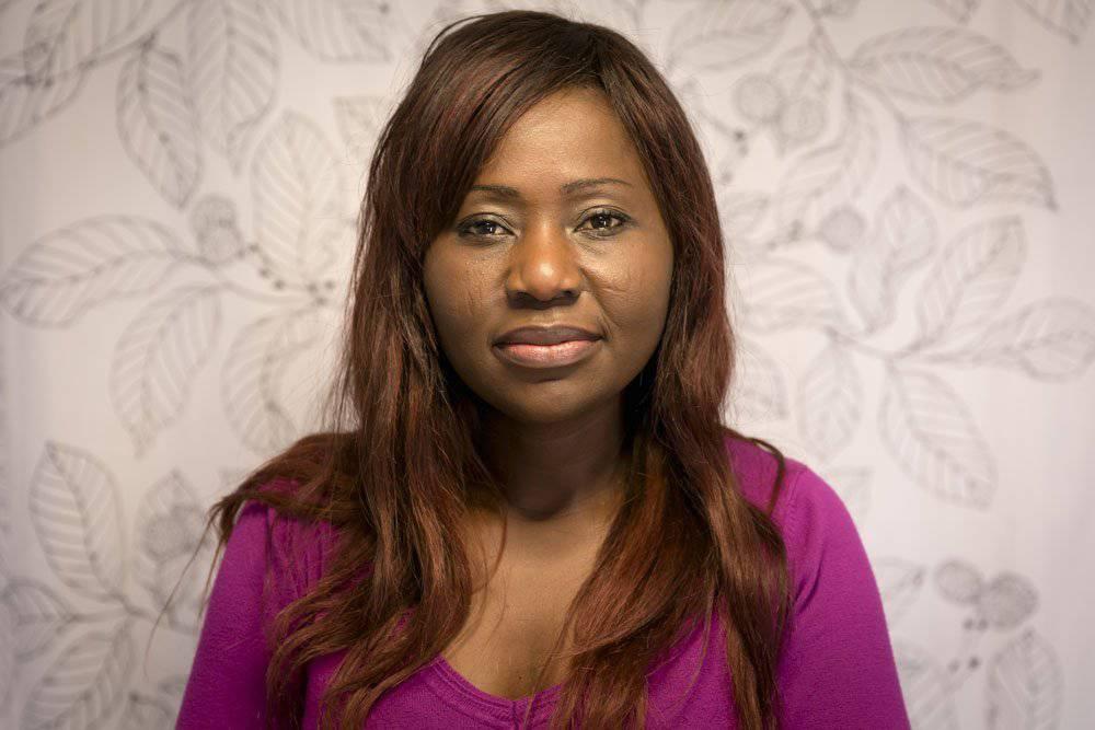 Rita kommt ursprünglich aus Nigeria und wohnt heute in Bronschhofen. / Peter Käser