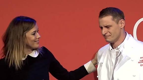 Im Video: Patrick Mahlers Tränen bei der Michelin-Auszeichnung