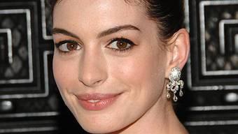 Hathaway Anfang Juni in New York