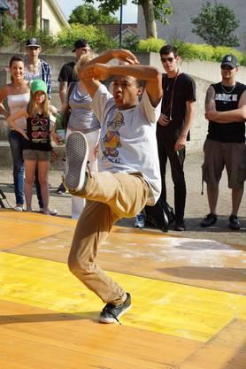 Tanzcontest in Oberengstringen