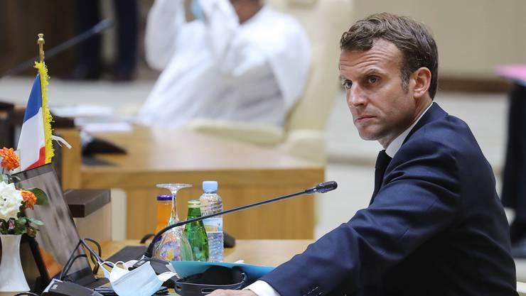 Frankreich will die EU-Personenfreizügigkeit «besser steuern».